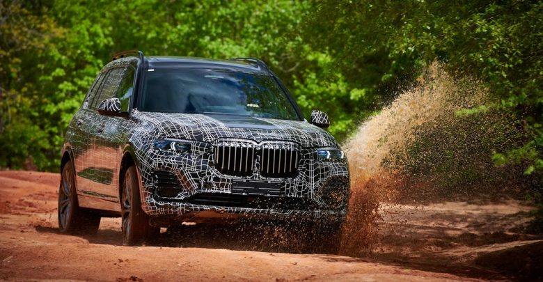 BMW X7 Endurance Test Results in Extreme Conditions