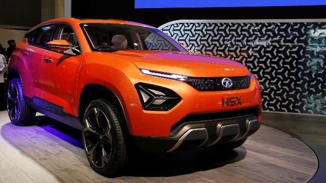 Rival of Tata Harrier