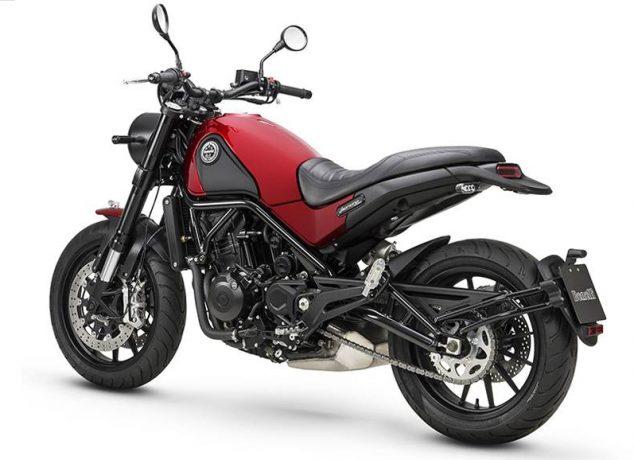 Benelli 500cc