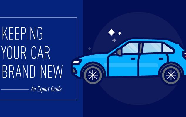 Maintain a Brand New Car