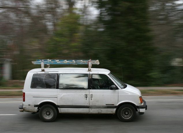 How to Select the Perfect Ladder Rack for Your Van