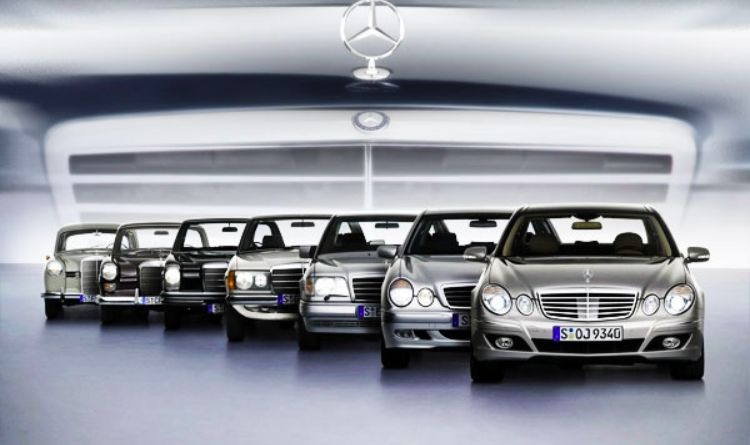 Buying Mercedes Benz From Dealer