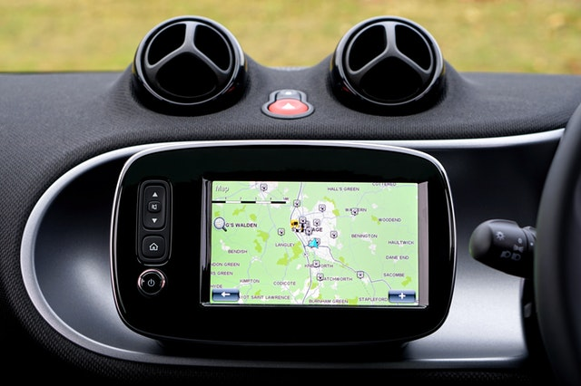 GPS Vehicle
