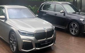 BMW 7 series launches India's 2.42 million car, will surprise