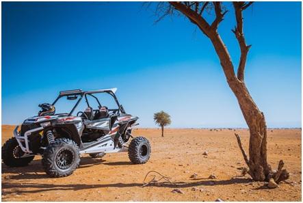 extreme dune buggy Dubai