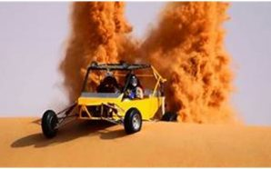Experience an Organized Dune Buggy Ride