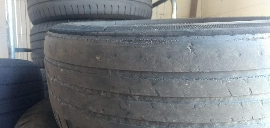 Driving on Part-Worn Tyres; Is it Safe