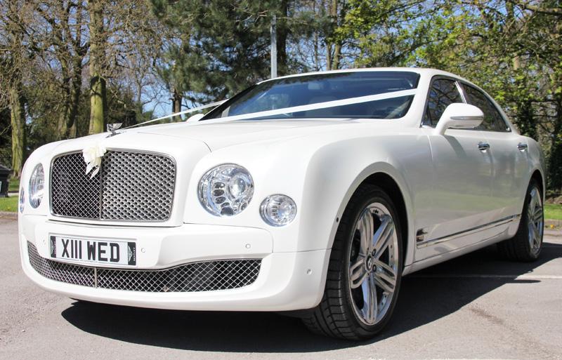 wedding car hire Birmingham