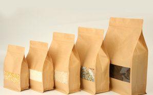 Kraft Window Bags