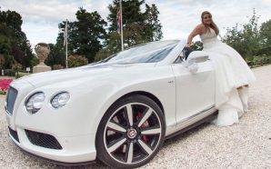 wedding car hire Birmingham