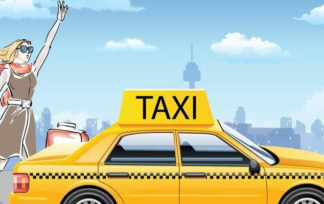 Luton airport taxi