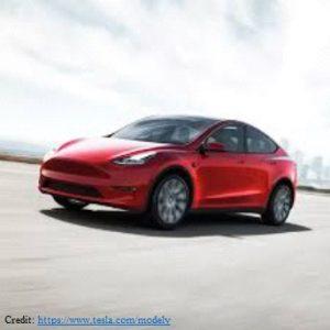 Model Y from Tesla