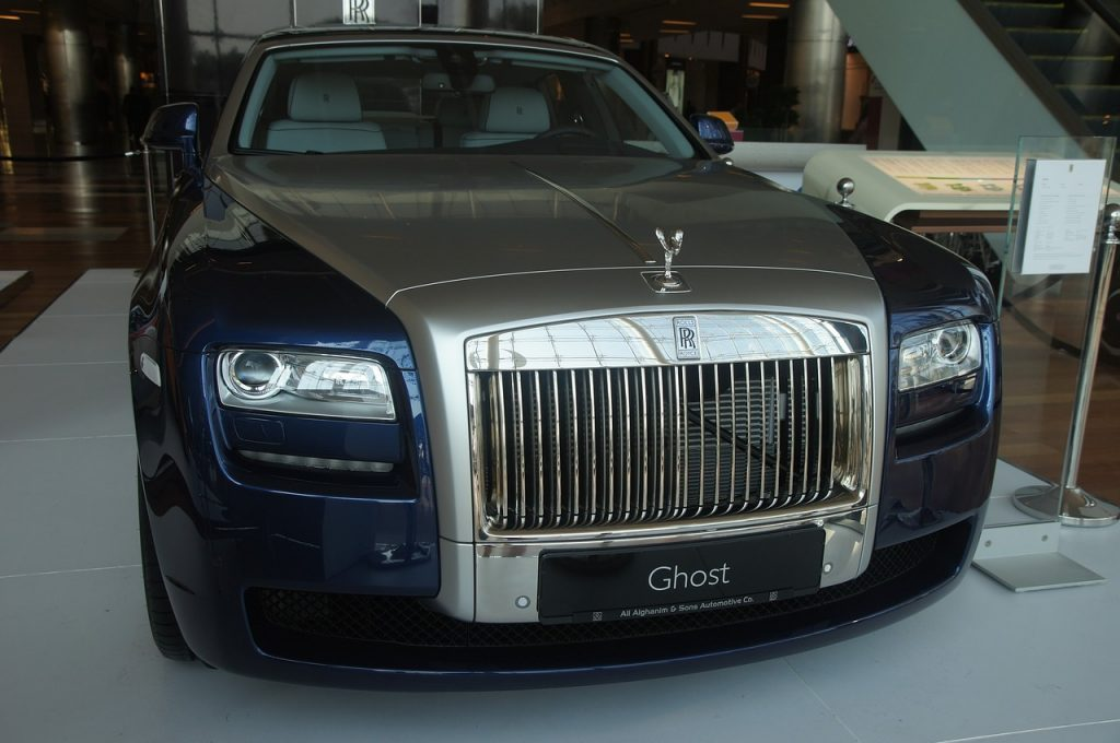 Ghost from Rolls Royce