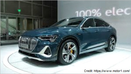 e-tron from Audi