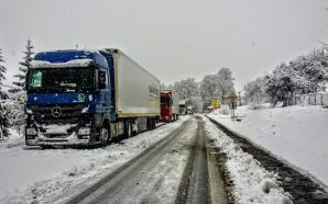 Suggestions for Truck Drivers to Obey in Winter