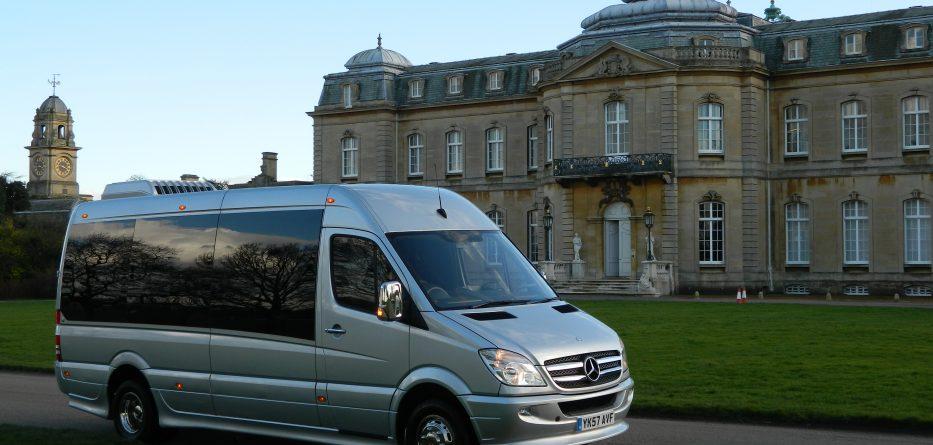 Hire Milton Keynes Minibus