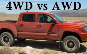 4Wd vs AWD vehicles and which one to choose