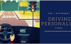The 7 different types of driving personality – Which one…