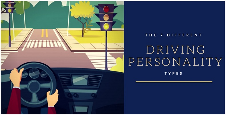 types of driving personality