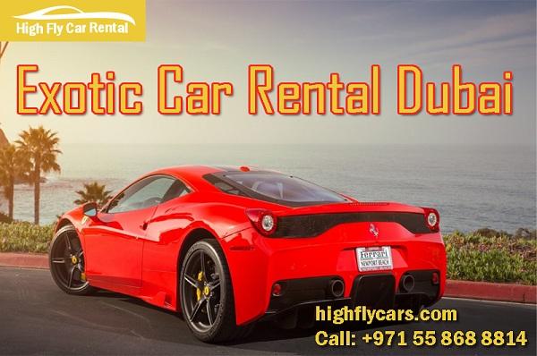 Rent Exotic Car