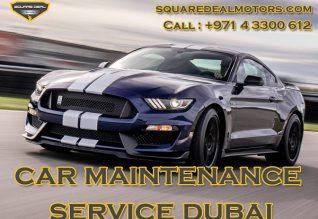 car maintenance service dubai