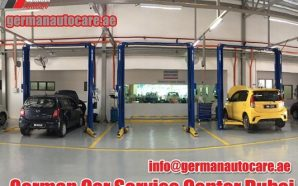 German Car Service Center Dubai
