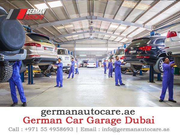 German Car Garage Dubai