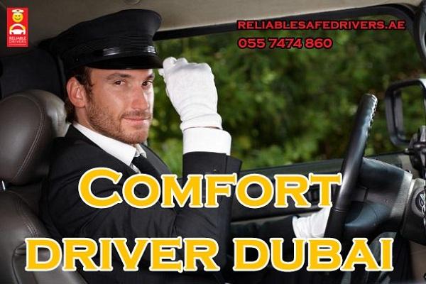 Comfort driver dubai